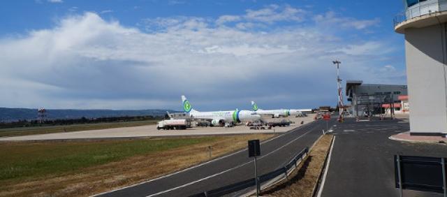 Aeroporto di Comiso Pio La Torre - Piazzale