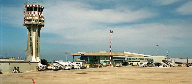 Aeroporto di Palermo - Esterno