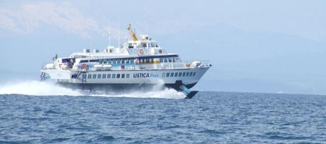 Aliscafo - Liberty/Ustica Lines