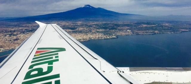 Alitalia in Sicilia