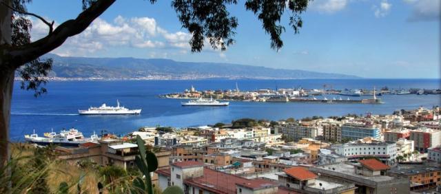 Traghetti Messina