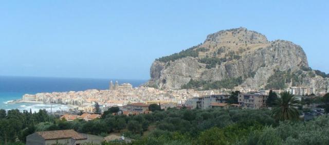 Cefalù e la Rocca