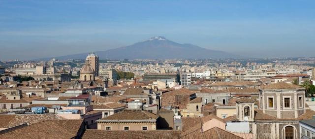 Panorama di Catania