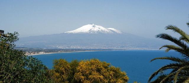 Paesaggio - Parco dell'Etna - Novembre