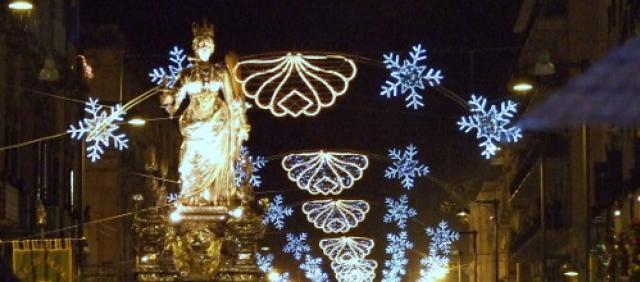 Festa di Santa Lucia a Siracusa - 13 dicembre - Simulacro e processione