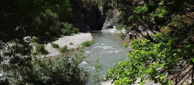 Gole dell'Alcantara - Vacanze in Sicilia a marzo