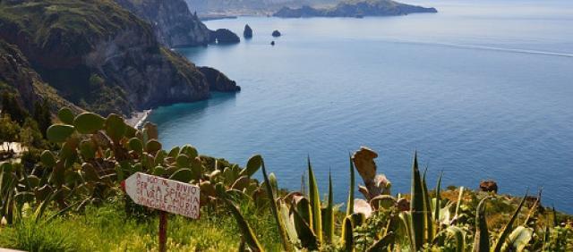 Spiaggia di Valle Muria Lipari