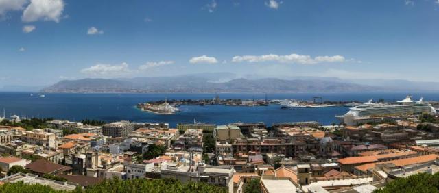 Panorama di Messina