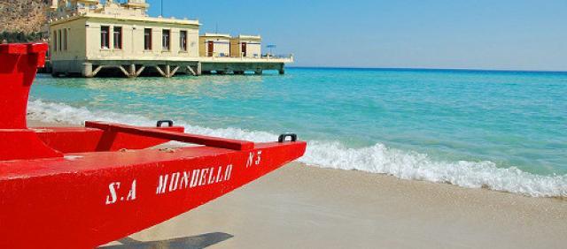 Mondello - Palermo spiagge