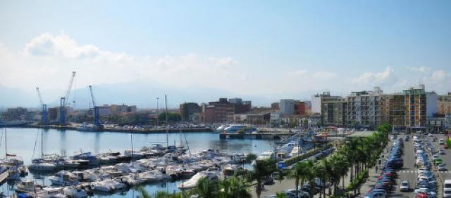 Porto di Milazzo - Veduta