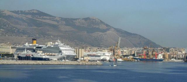 Porto di Palermo - Tirrenia