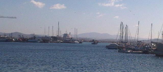Porto di Trapani - Barche