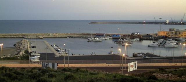Porto di Pozzallo - Vista