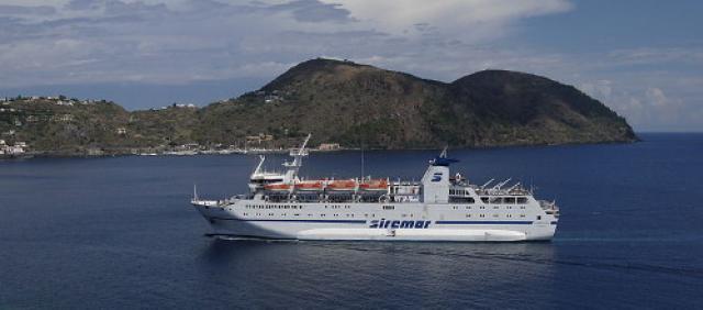 Traghetto Siremar Lampedusa