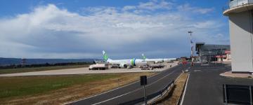 IMG L'aeroporto di Comiso - Arrivi, partenze e servizi