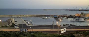 IMG Il porto di Pozzallo - La via siciliana per l'isola di Malta
